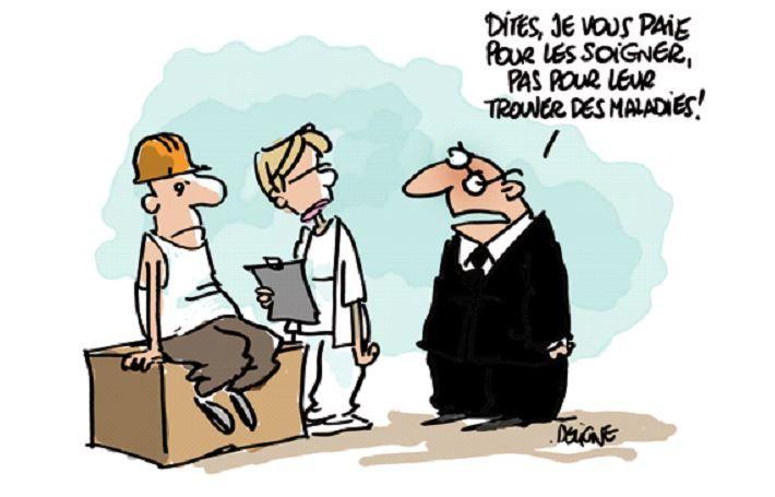 Qualite De Vie Au Travail Quelles Sont Les Attentes Des Salaries Dessin Humoristique Humoristique Travail