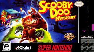 Emularoms: Scooby-Doo (BR) [ SNES ]