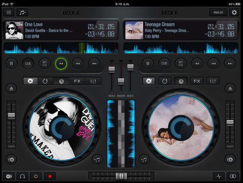 Pin by Mr.judo on Web design Dj mixer app, User