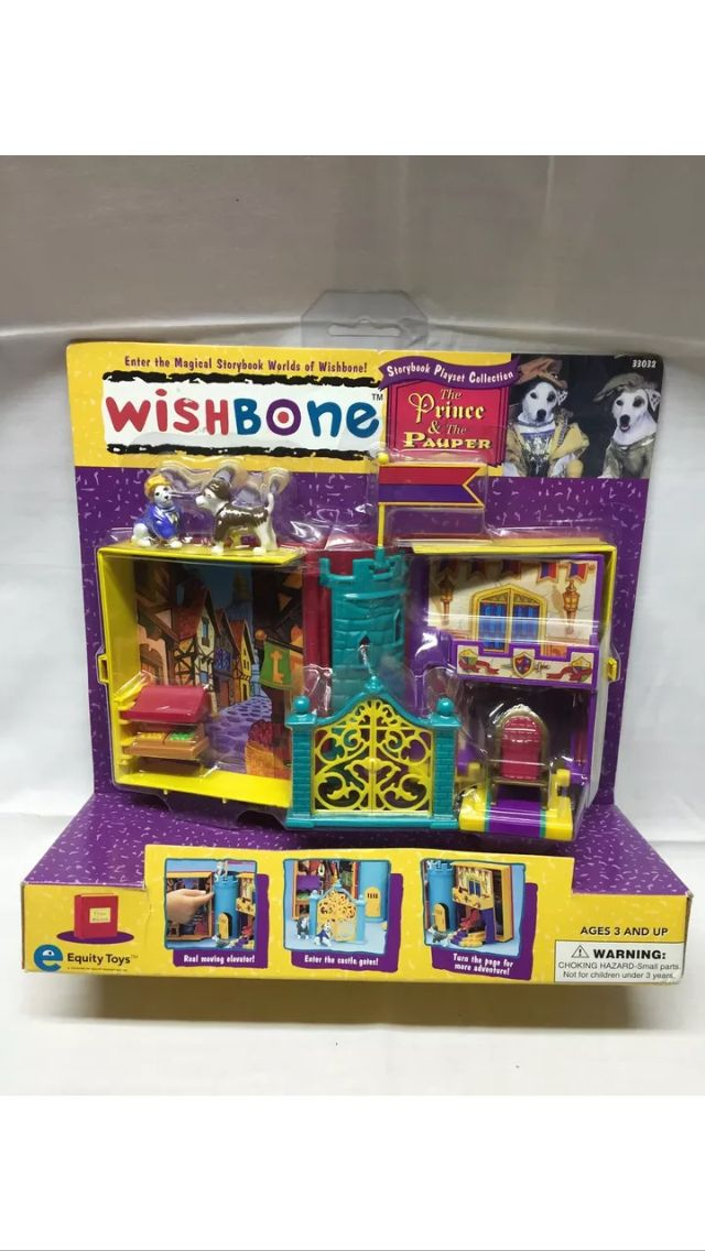 Pin by Erica Sweet on Wishbone (With images) Cool toys