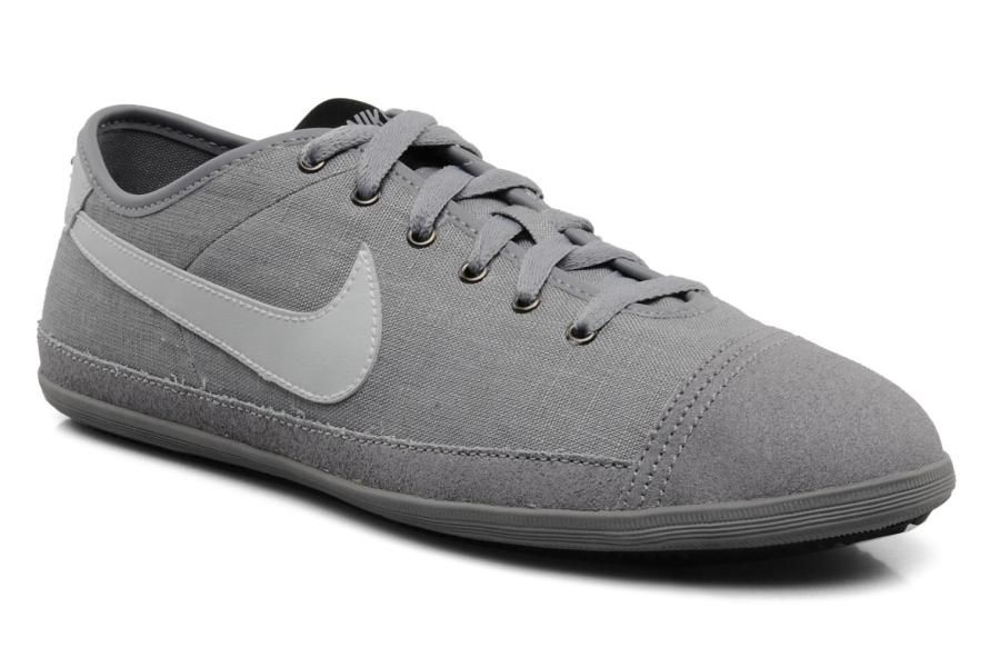 best wholesaler sports shoes wholesale Trainers Nike Nike flash textile Grey detailed view/ Pair ...