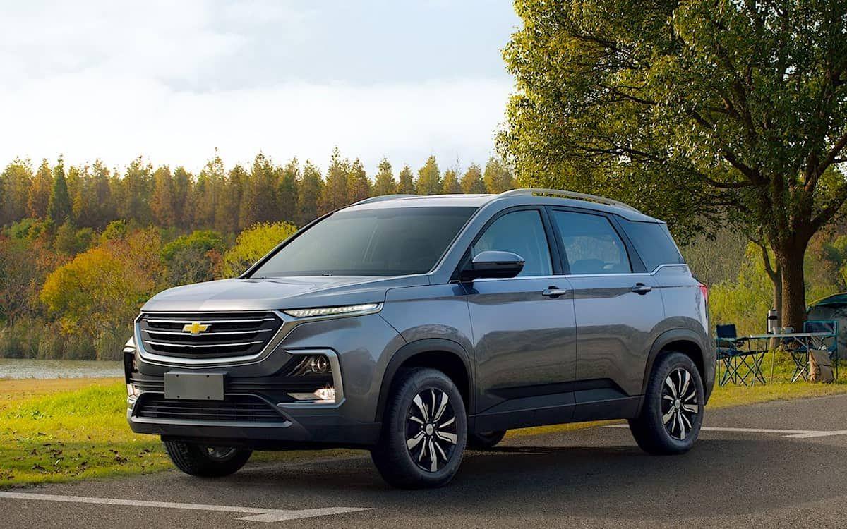 Chevrolet Captiva 2019 Precios Versiones Y Equipamiento En Peru