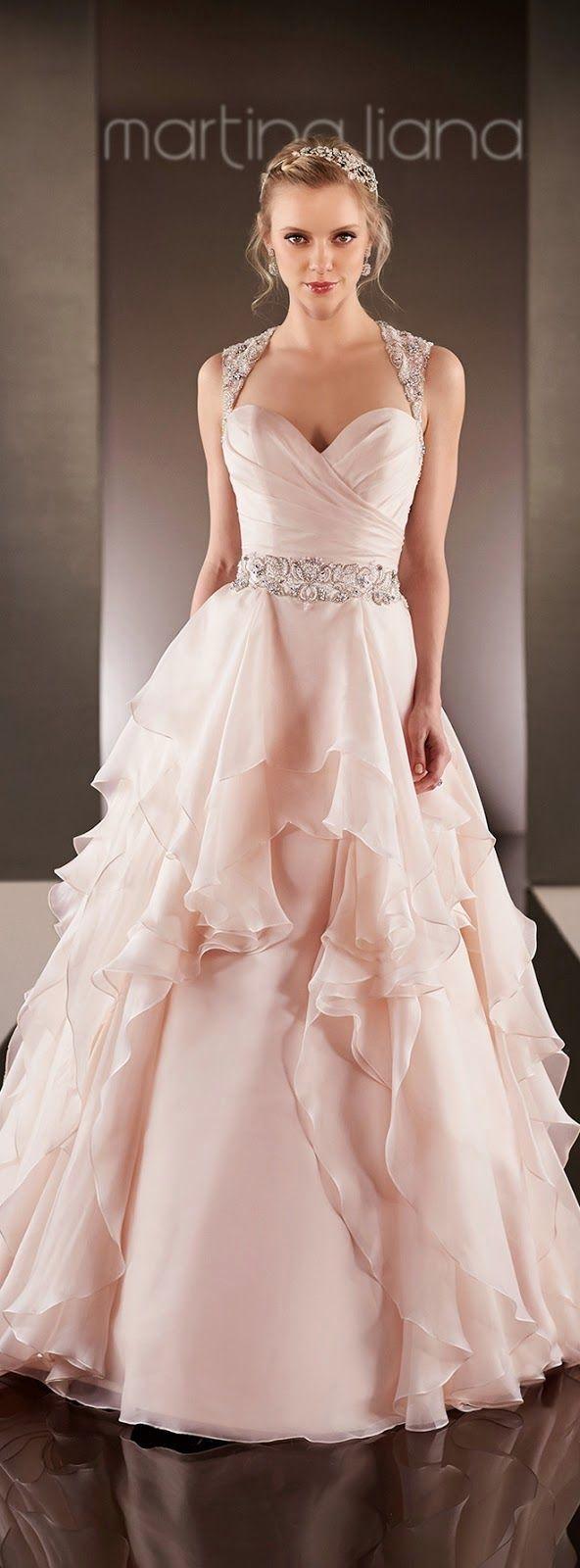 Best Wedding Dresses of 2014   De novia, Vestidos de novia y Vestiditos