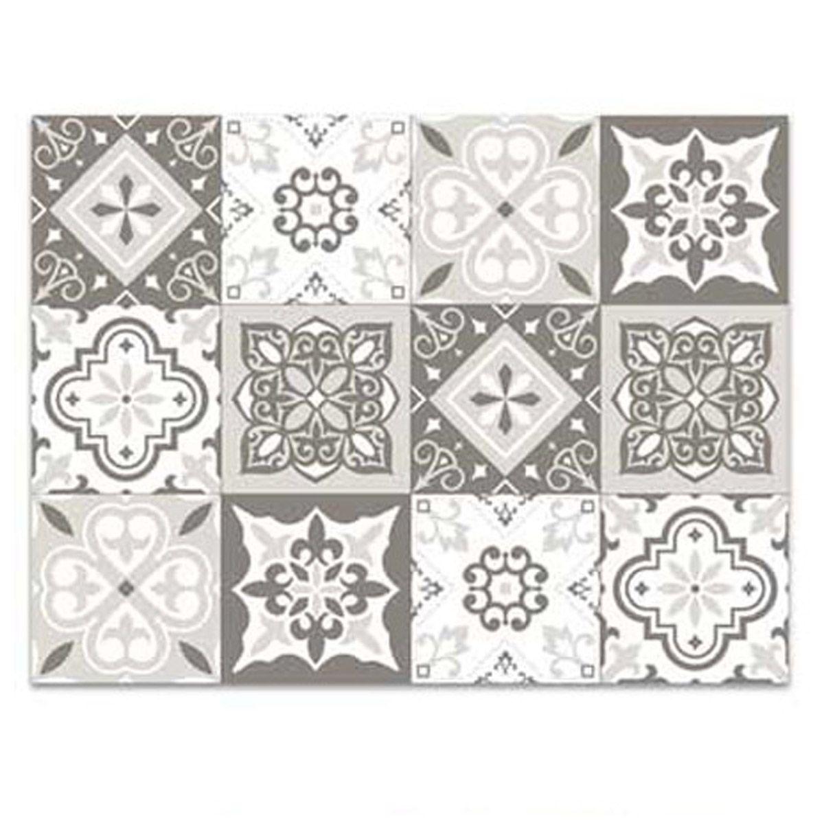 Une touche de décoration pour égayer les cuisines, les tapis de