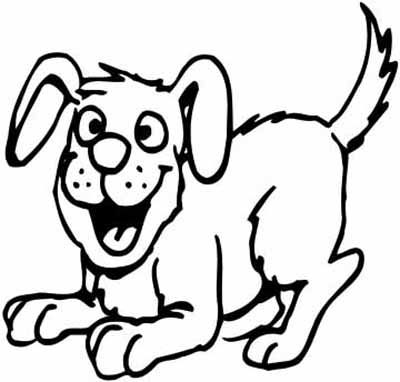 Magical Dog Coloring Pages of Poochies BowWows Flea Bags Mutt