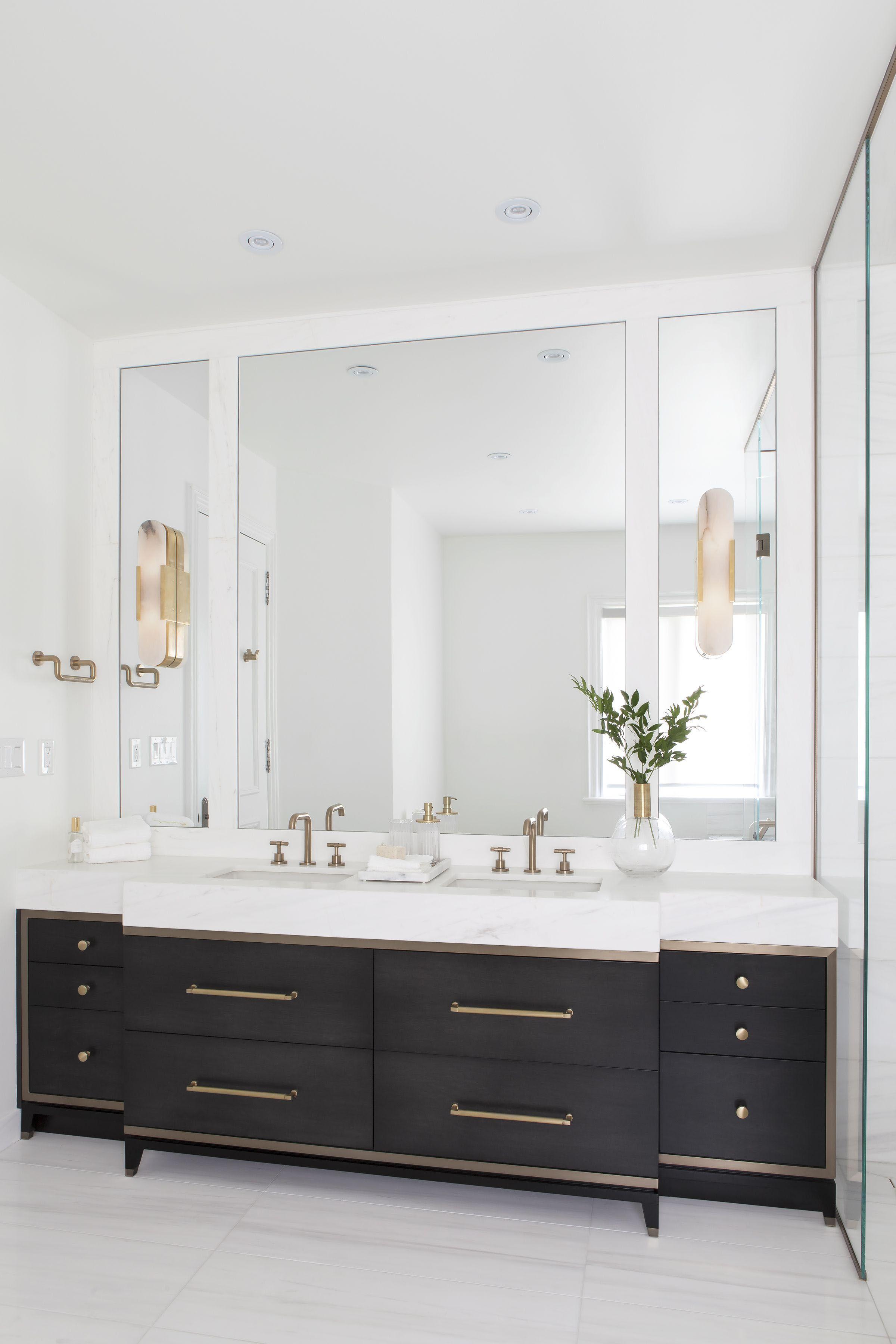 Bathroom Mirror Ideas To Reflect Your Style Custom Bathroom