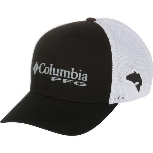 Columbia Sportswear Men S Pfg Mesh Ball Cap Columbia Sportswear Men Hats For Men Columbia Sportswear