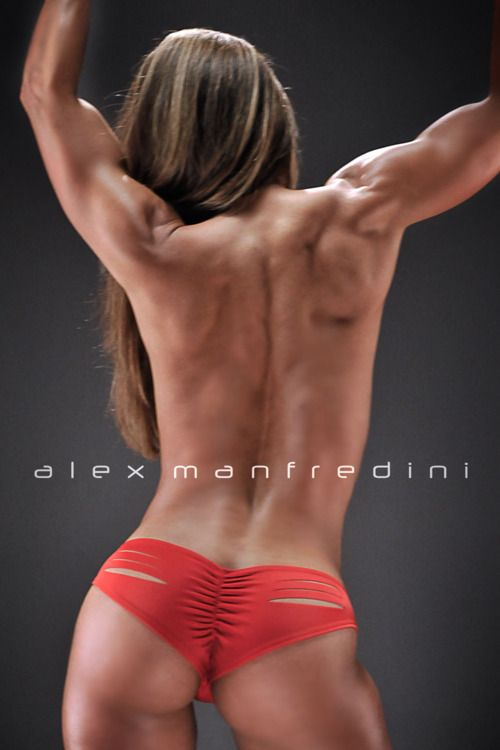 Hot Glutes  Not To Mention Arms  Back  Shoulders