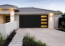 Amarr Garage Doors Lift Master Openers Costco In 2020 Contemporary Garage Doors Garage Door Design House Paint Exterior