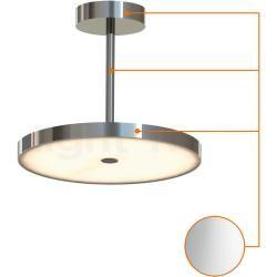 Photo of Top Light Sun ceiling light ø21 cm Downlight Led, matt chrome Top Light