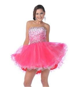 Cute Short Prom Dresses 2014 | ... Cute short beaded sequin tutu ...