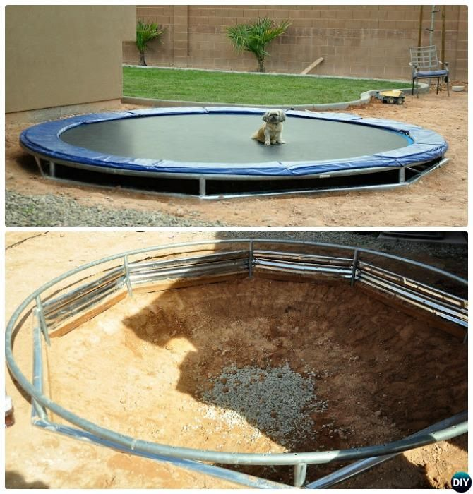 Top Trampoline Hacks To Make Your Backyard Awesome