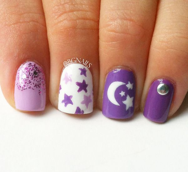 Beyond A Manicure The Best Nail Art Salons To Try In Nyc: Nails, White Nail Art