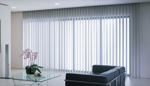 tende-verticali-ufficiojpg (520×300) Cortinas Pinterest