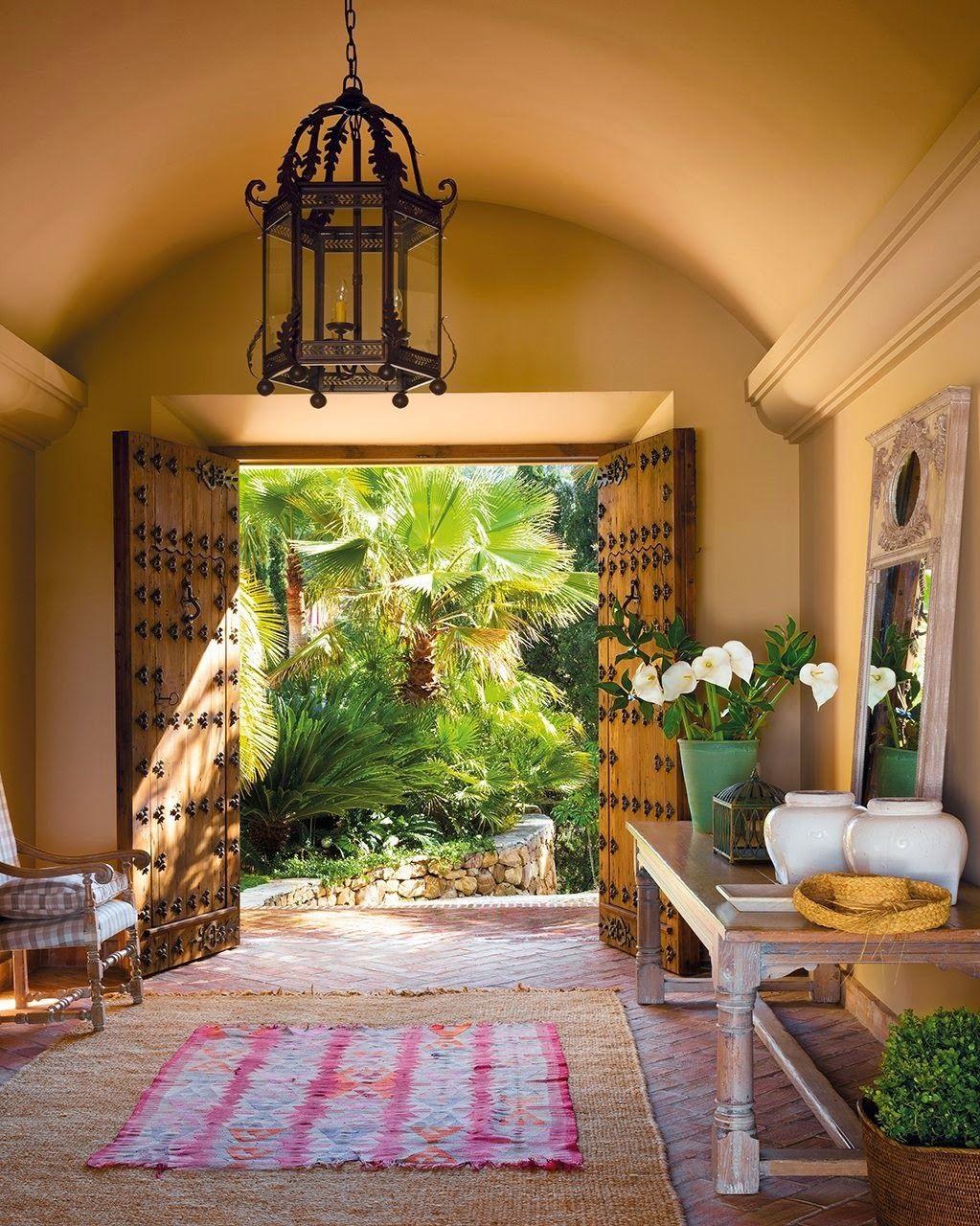 Blog de decoraci n dise o de interiores ideas for Puertas decorativas para interiores