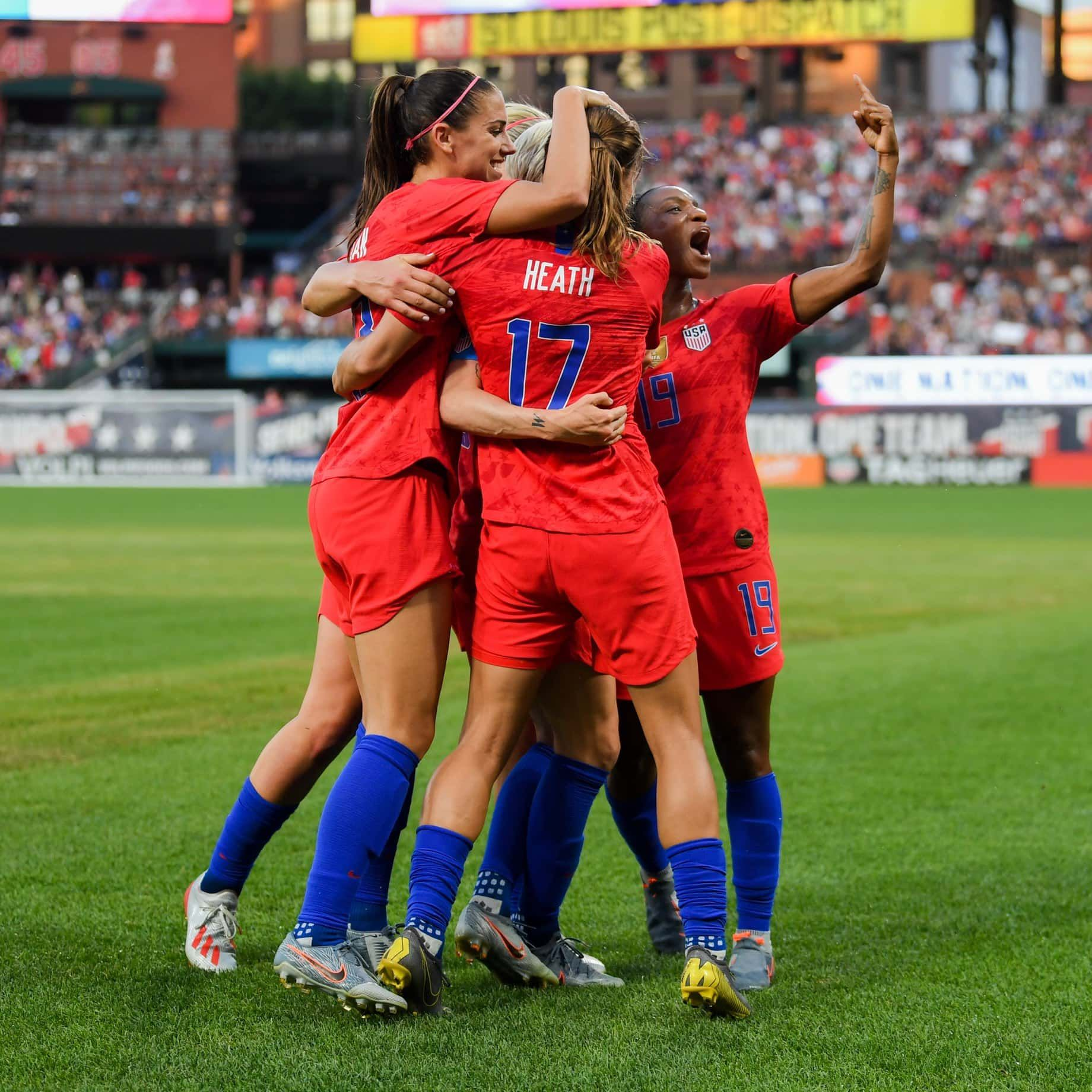 Uswnt Roster Drop May 2 2019 Uswnt Usa Soccer Team Us Women S National Soccer Team