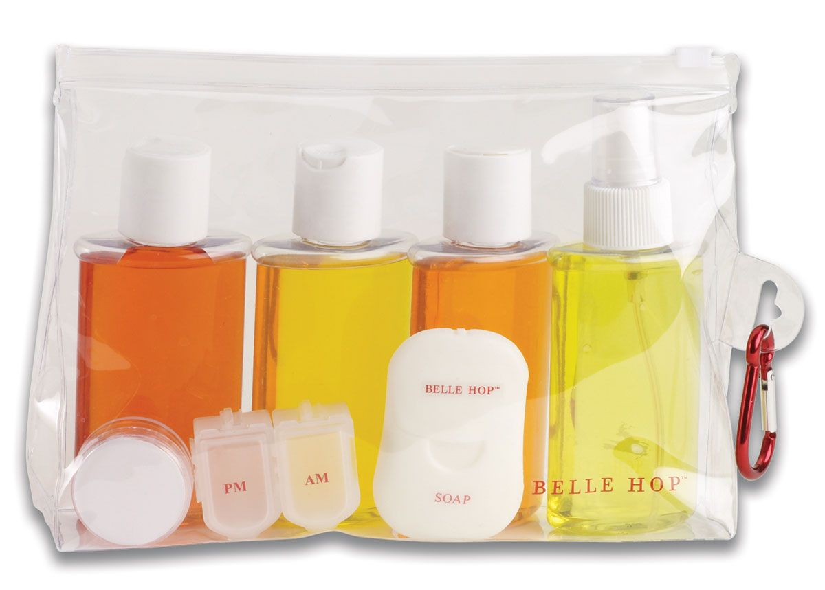 Clark Carry On Bottle Set by Lewis N