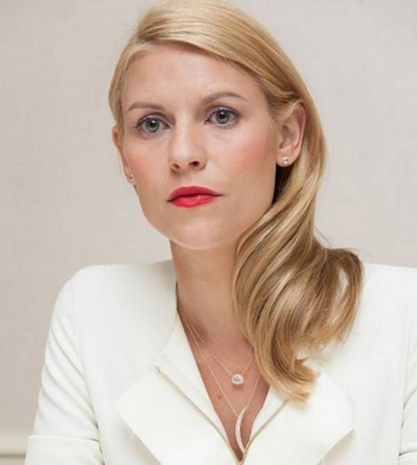 Hairstyles For Square Faces Over 40: Claire Danes Square For All Face Shapes Hairstyles -
