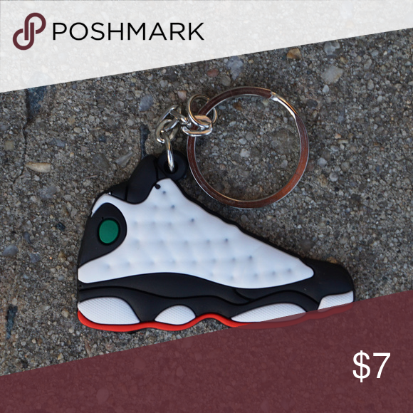 lowest price de809 df149 Nike Air Jordan Retro 13 He Got Game Shoe Keychain •Item is ...