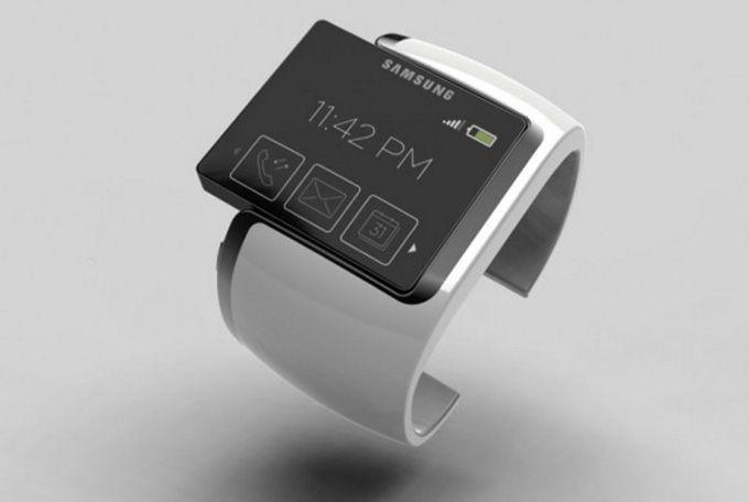 """""""Galaxy Gear"""" el reloj inteligente de Samsung"""
