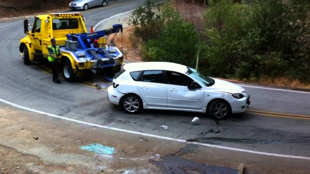 Worst Tow Truck Driver Ever Attempts To Right An