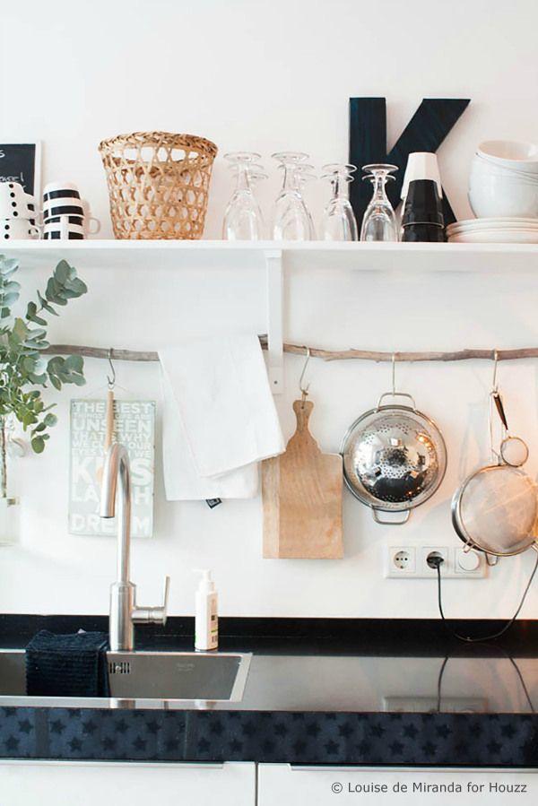 kitchen, home tour, binnenkijker, interior, interieur-- hanging - tür für küchenschrank
