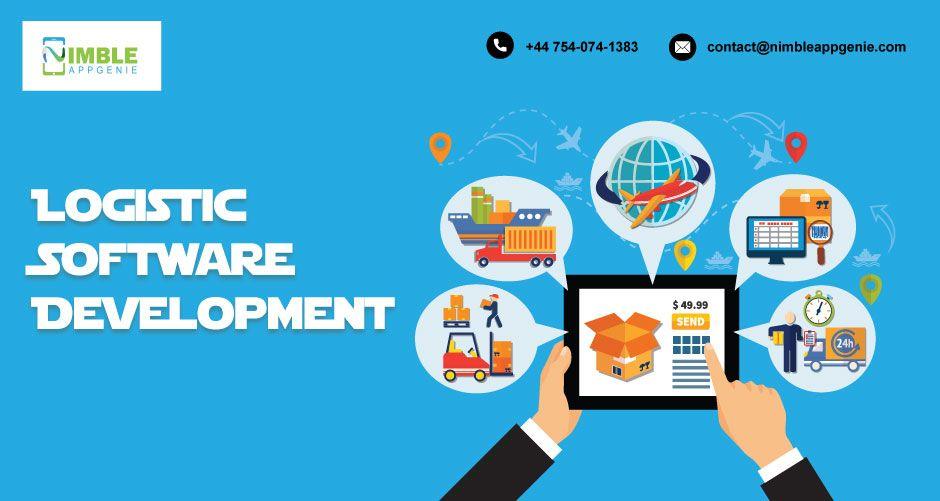 Logistic Service Provider in 2020 Software development