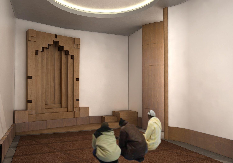 MUSLIM PRAYER ROOM AT THE INTERNATIONAL AIRPORT OF NAPLES | Prayer ...