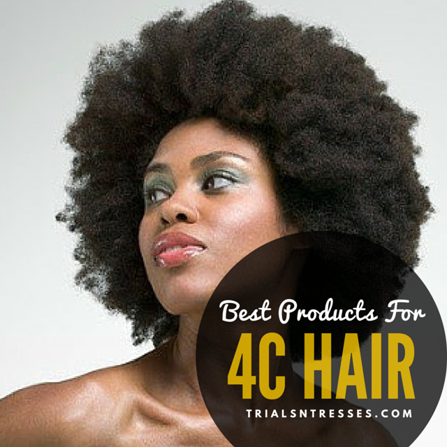Best Hair Products For Type 4 Hair Cool hairstyles, Type