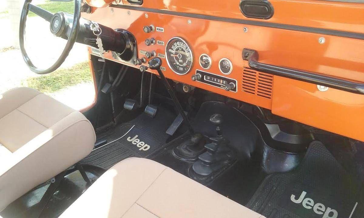 1976 Jeep Cj5 For Sale 1895341 Hemmings Motor News Jeep Cj5 Jeep Willys Jeep