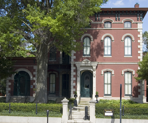 Louisville Wedding Venues Brennan Historic Home And Garden The House Is An  Elegant Three Story Victorian Mansion In Downtown Lo Gardens Kentucky.