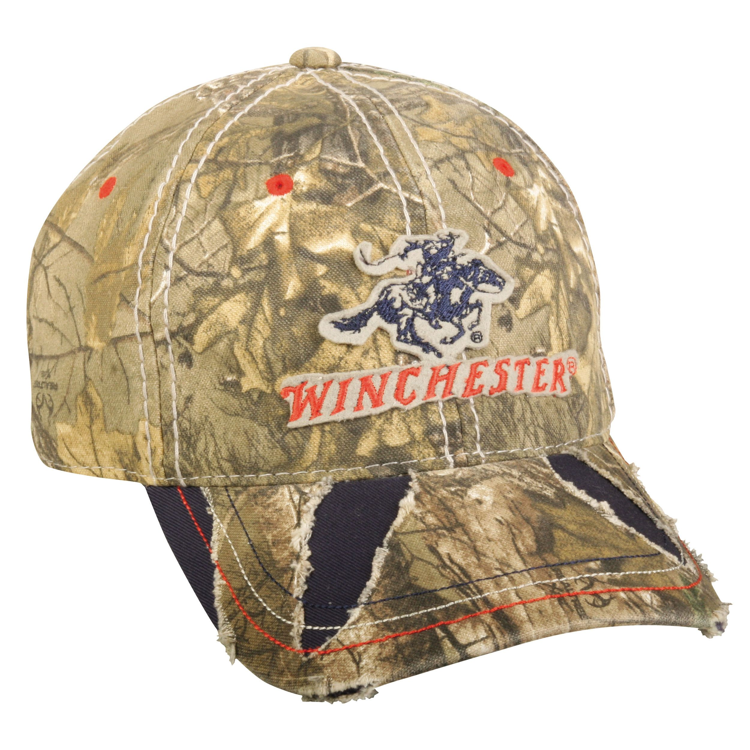 Winchester Distressed Adjustable Hat | Products | Hunting