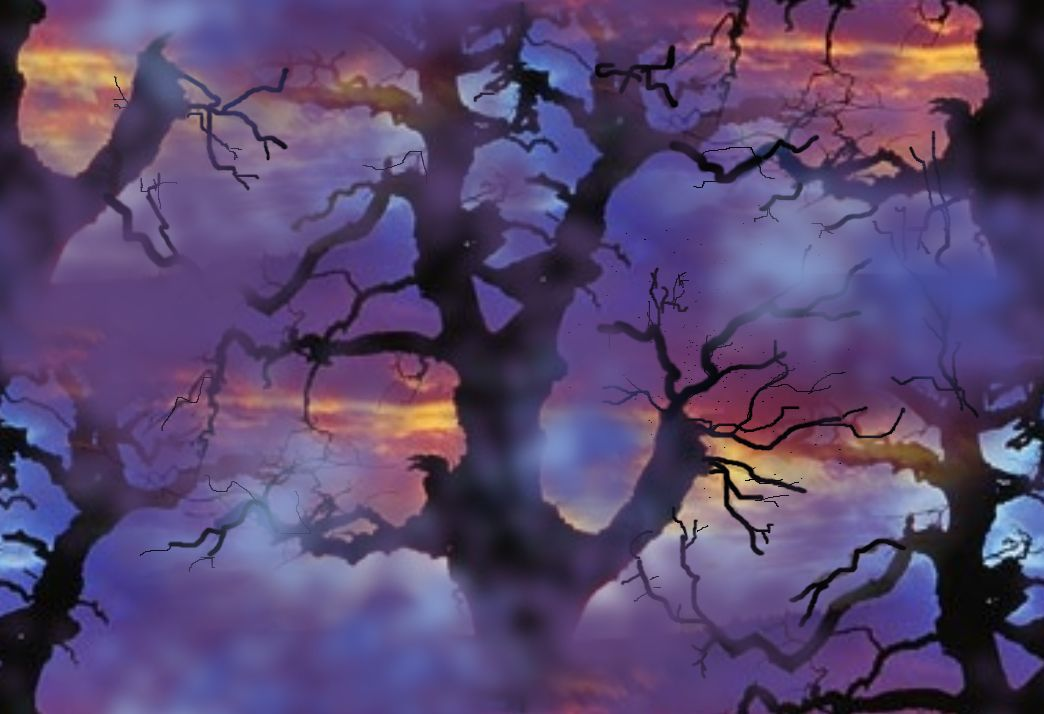 spooky backgrounds Vampire Backgrounds Spooky Trees Free