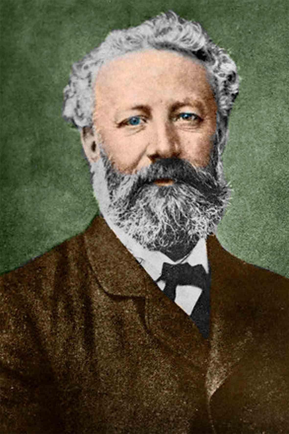 Julio Verne 1828 1905 Julio Verne Personajes Históricos Personajes De La Historia