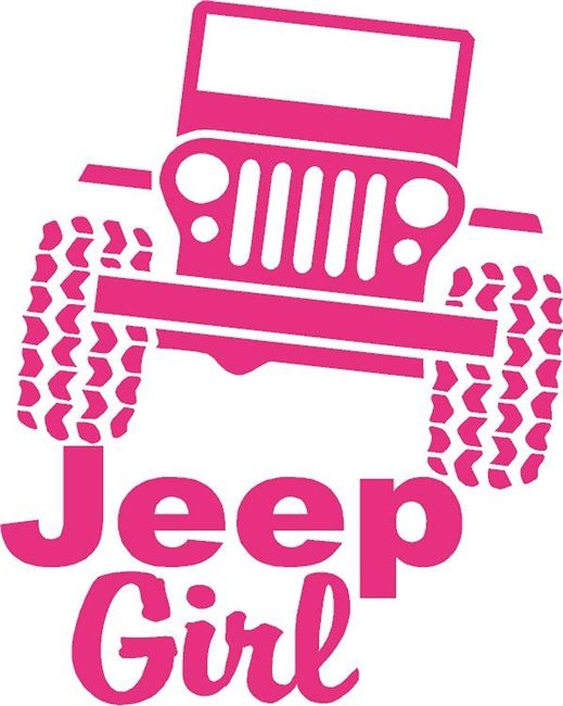 Jeep Girl – Jeep Decals