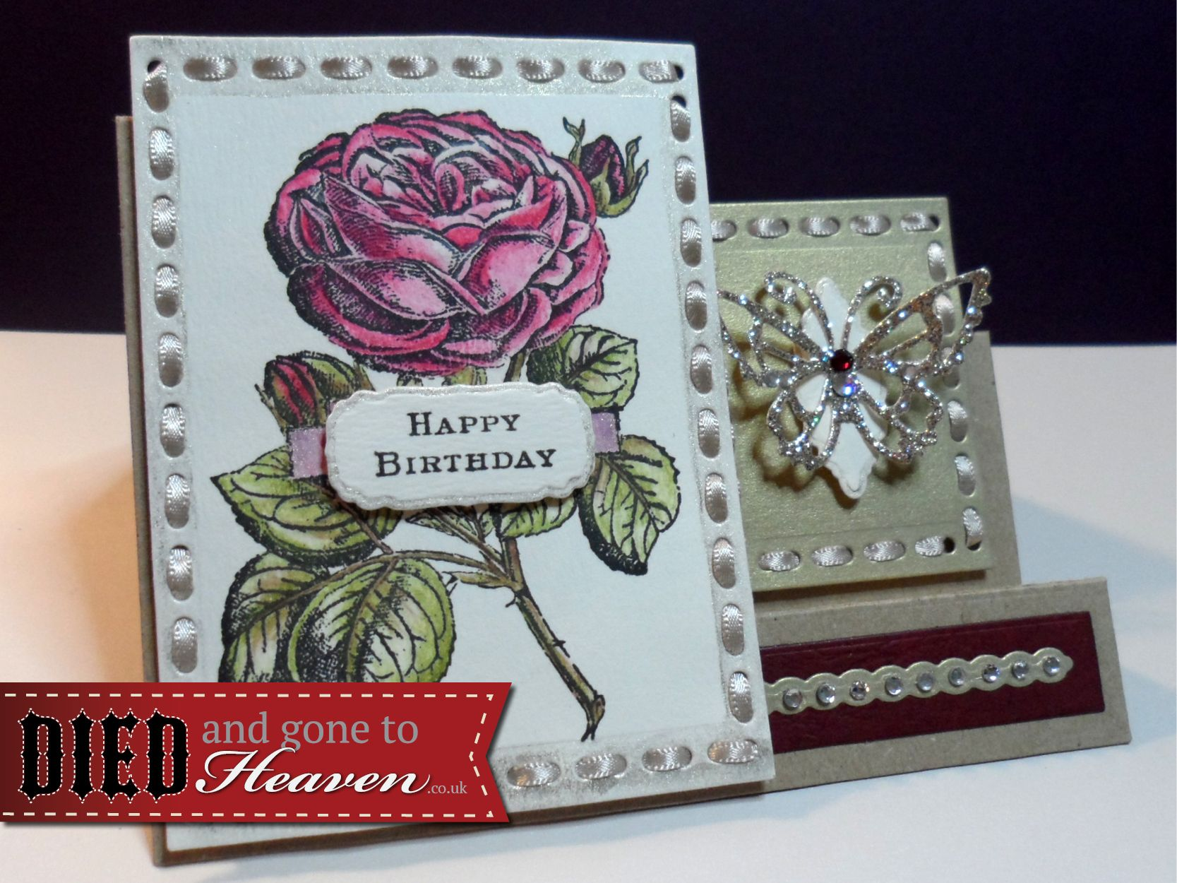 Make your own pop up cards with these beautiful blanks you will