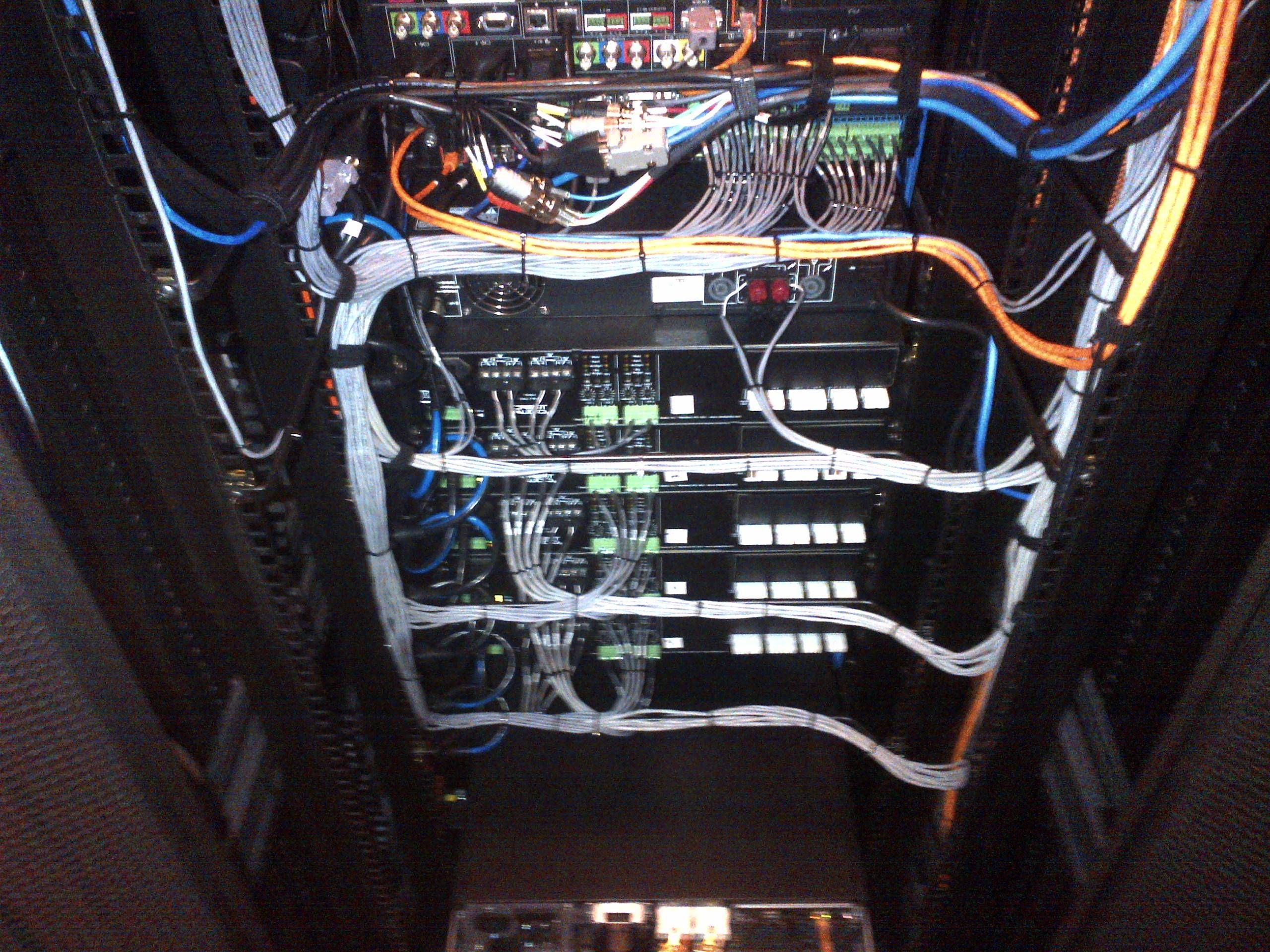 Pin on Cable Management