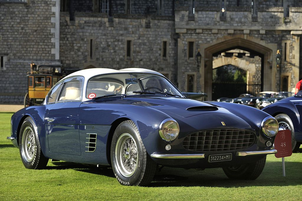 Ferrari Berlinetta Zagato Cars And Bikes