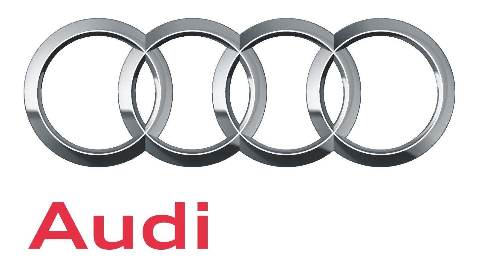 Audi Logo EPS PDF Car And Motorcycle Logos Pinterest