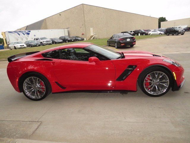 Cars For Sale Used 2016 Chevrolet Corvette Z06 Coupe For Sale In