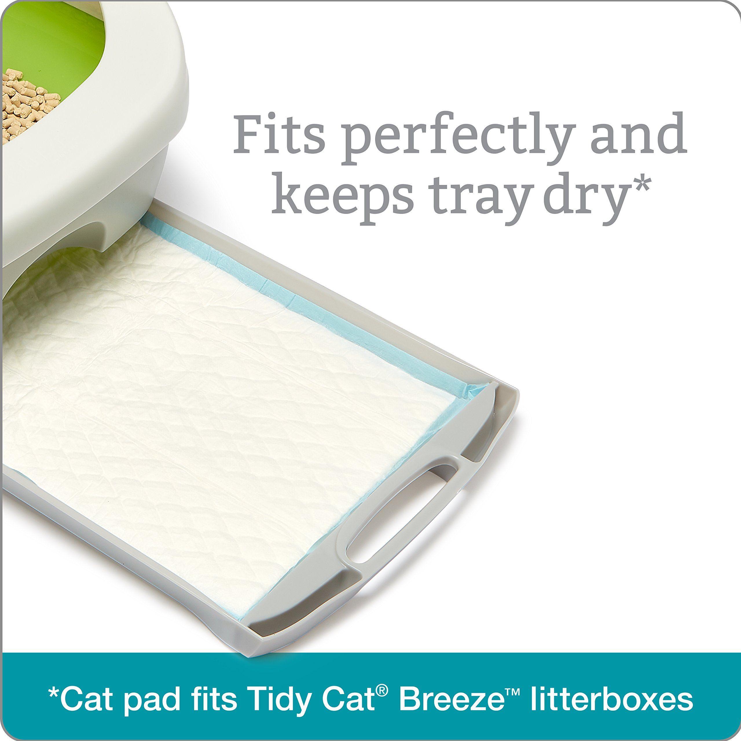 Dr Dunley Cat Pads Refills For Breeze Litter Box System Leak