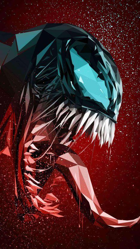 Venom Hd Art Iphone Wallpaper Marvel Wallpaper Hd Marvel