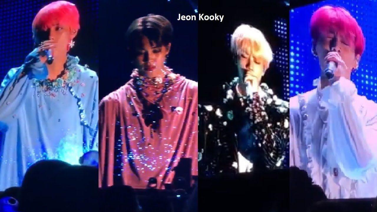 Fancam] THE TRUTH UNTOLD Live Performance @ BTS WORLD TOUR Love