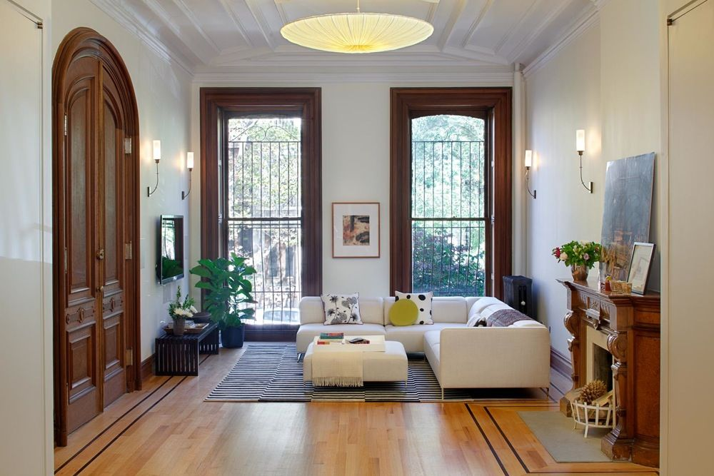 Brownstone Renovation In Prospect Heights Brooklyn Townhouse