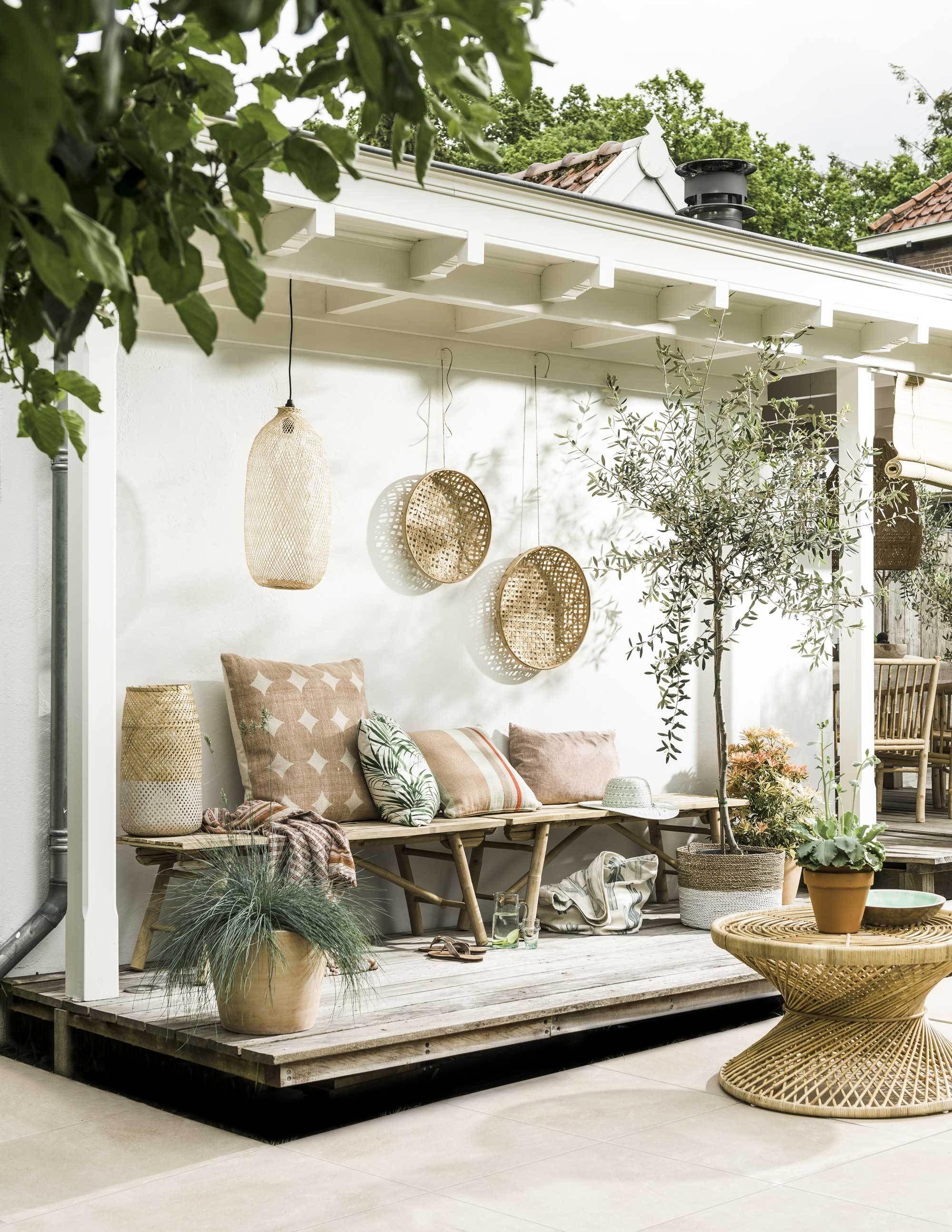 Pin by Tess Baltazar on Home living room | Jardins, Extérieur, Déco ...