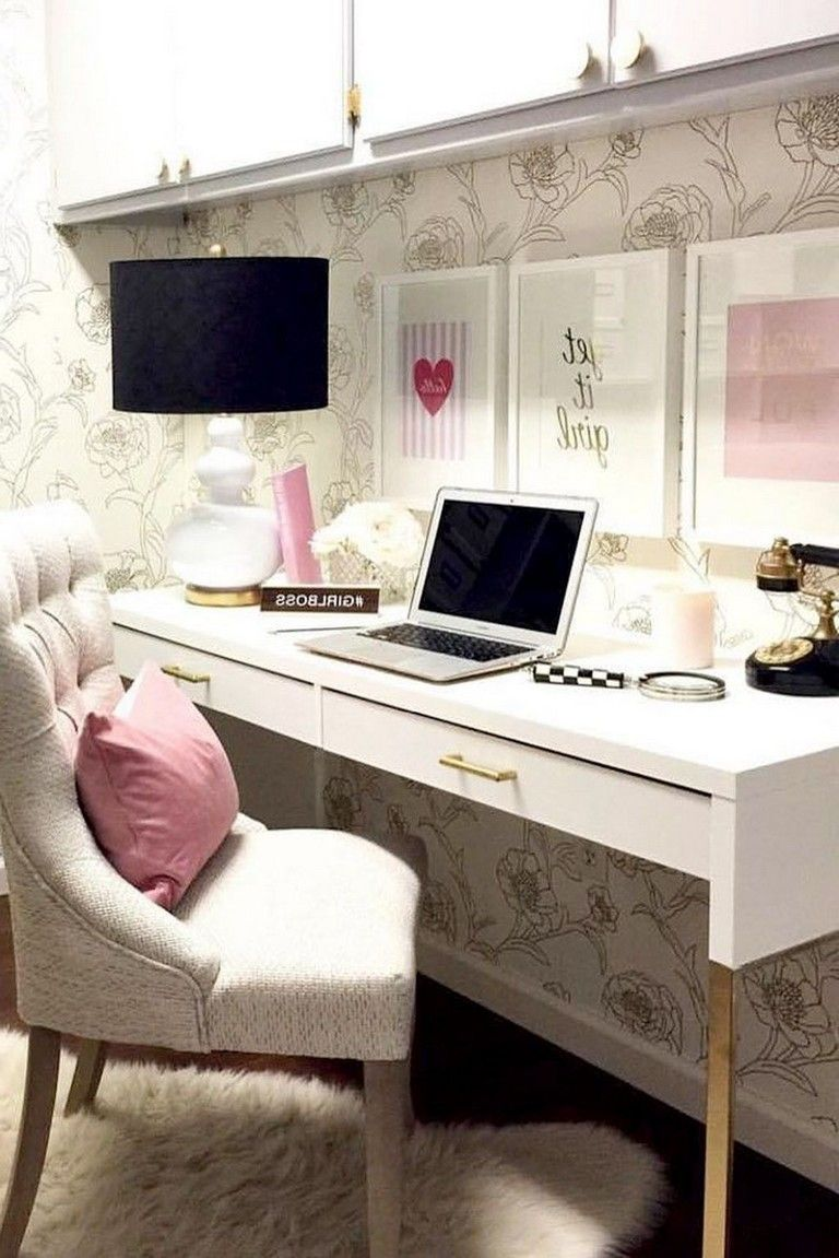 30 Exciting Diy Home Office Desk Ideas Page 11 Of 30 In 2020