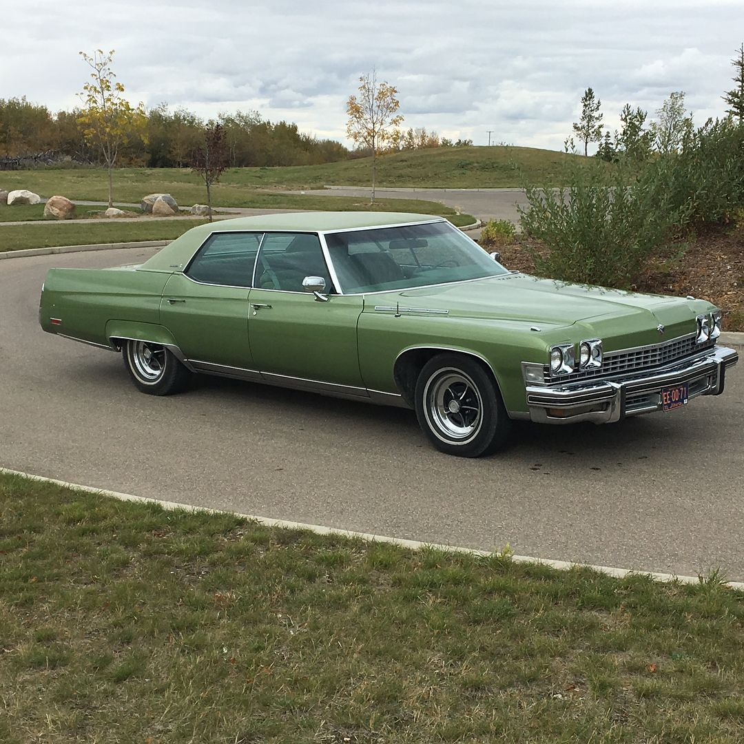 1969 Buick Electra 225 For Sale: 1974 Buick Electra Limited 4dr Hardtop