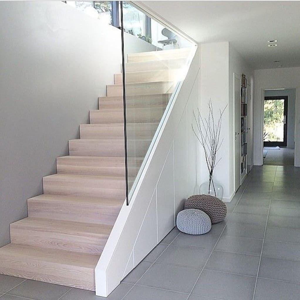 Inspirational Stairs Design: Minimal Interior Design Inspiration