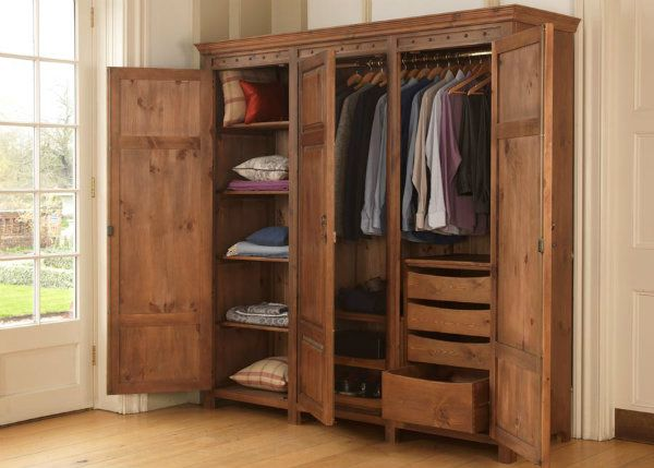 Tips For Organizing Your Clothes When You Buy A New Wardrobe Deliciously Savvy Wooden Wardrobe Clothes Cabinet Wardrobe Drawers