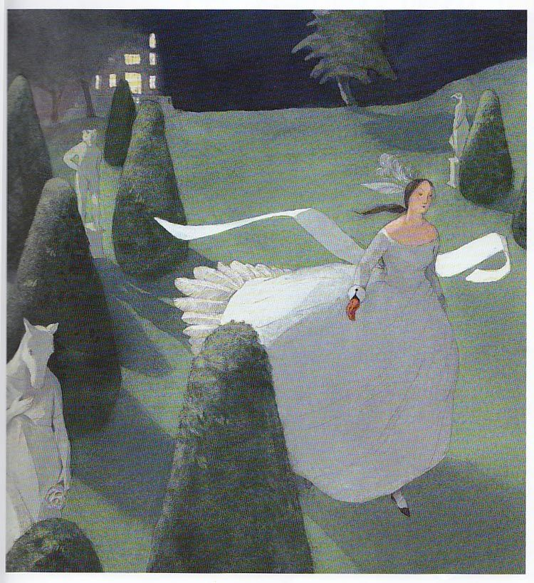 Swan Lake By Lizbeth Zwerger